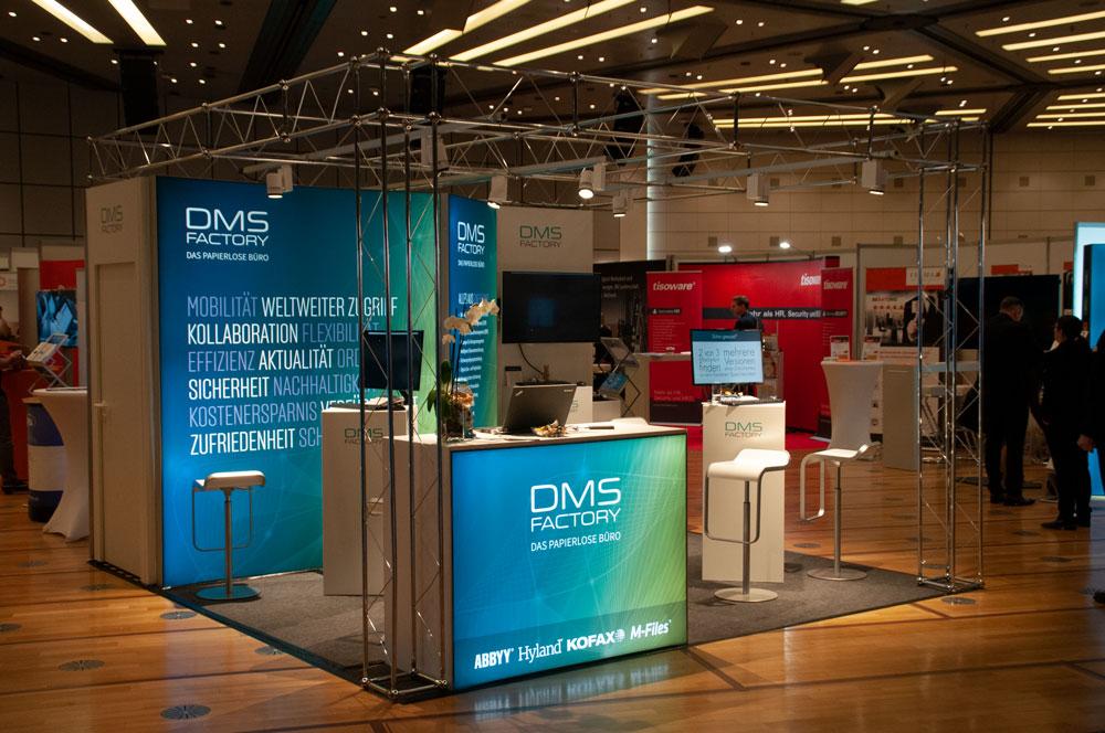 Die DMSFACTORY auf dem DIGITAL FUTUREcongress 2019