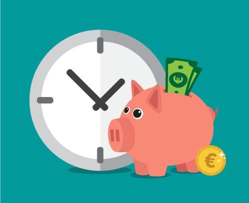 Sparen Sie Zeit und Geld