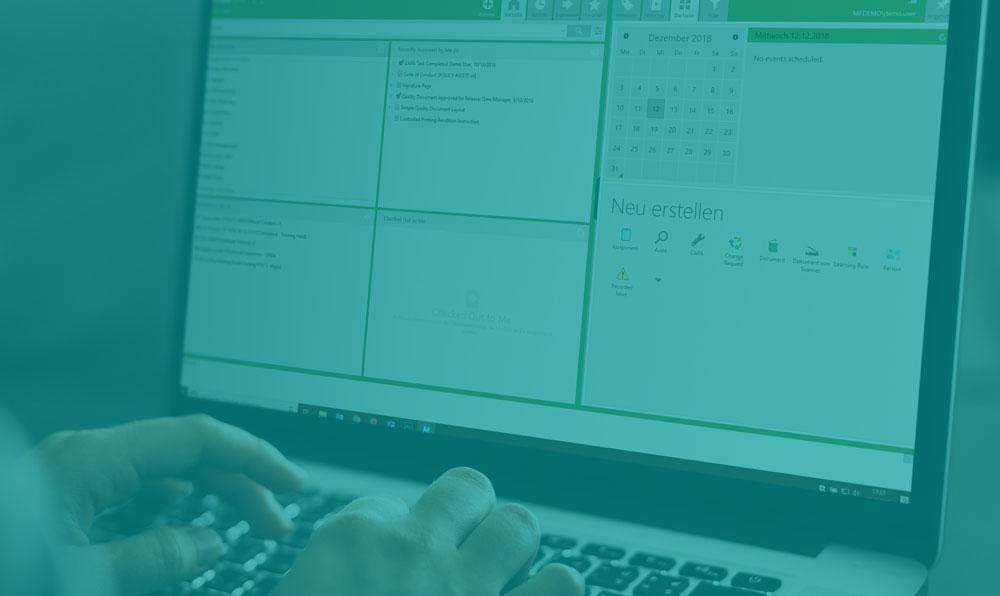 Webinar zu Qualitätsmanagement