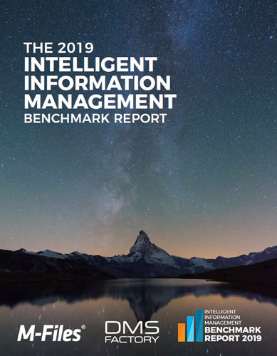 The 2019 Intelligent Information Management Benchmark