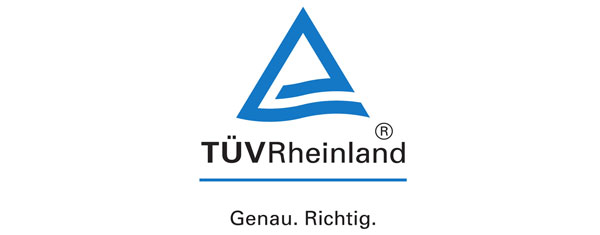 Unser Kunde TÜV Rheinland