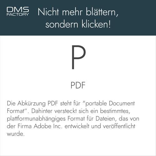 Glossar: PDF