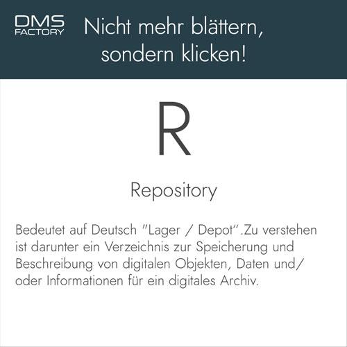 Glossar: Repository