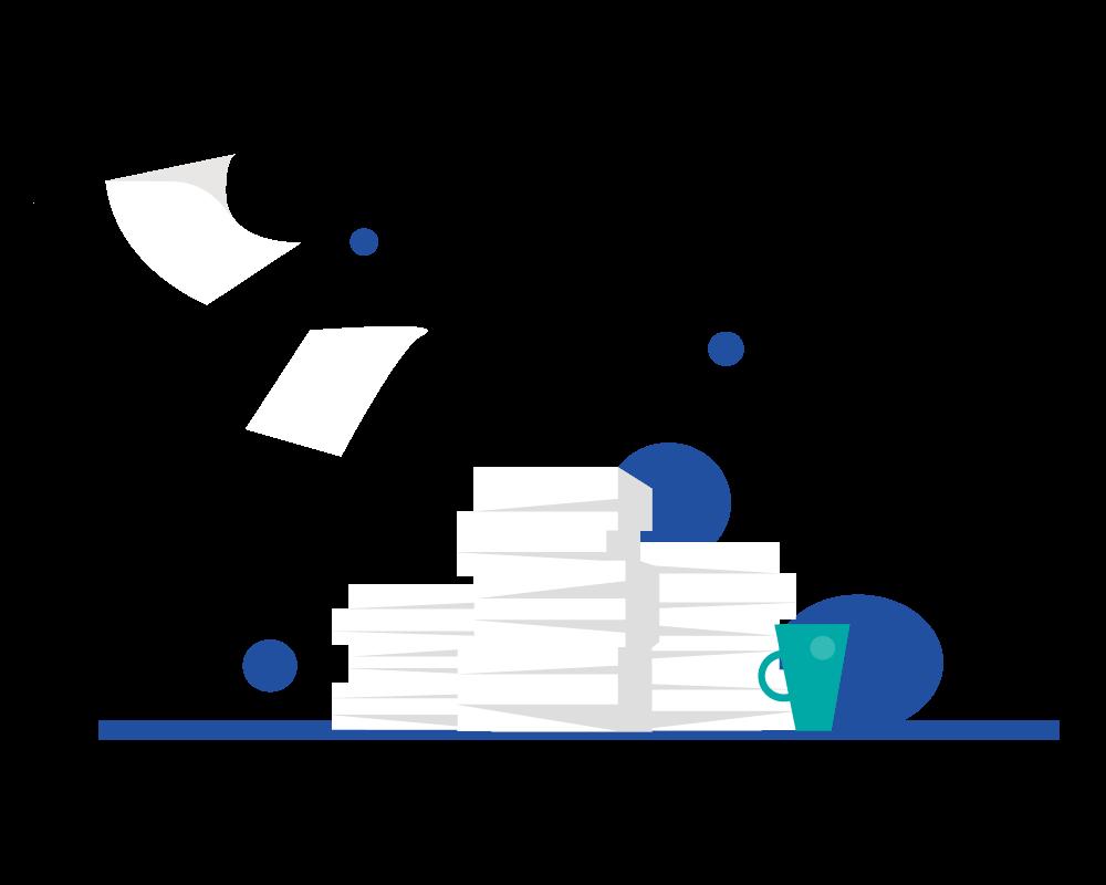 Schon gewusst - Papiernutzung