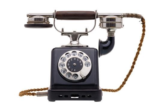 Erfindung Telefon