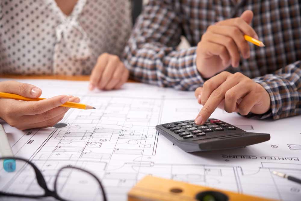 Planungsphase Bauprojekt