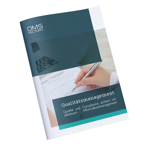 DMSFACTORY Whitepaper: Qualitätsmanagement