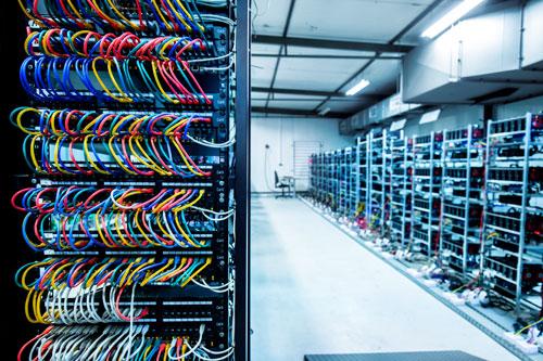 Große Datenmengen im Rahmen der Digitalisierung