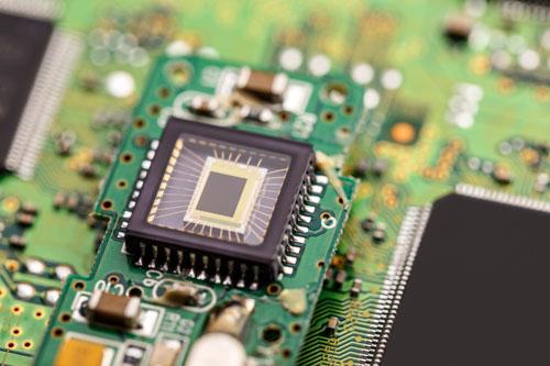 Mikroprozessor Digitalisierung