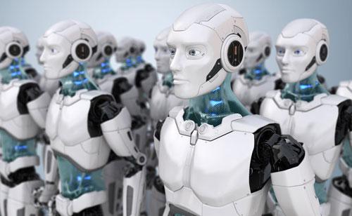 Roboter Digitalisierung