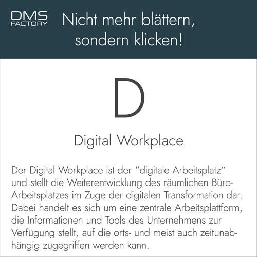 Glossar: Digital Workplace