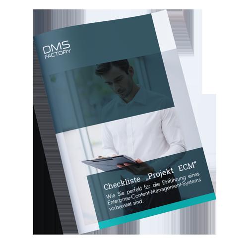 Checkliste: Das Projekt ECM