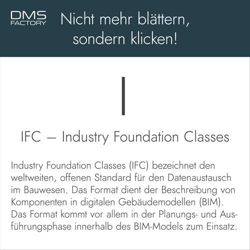 IFC - Glossar