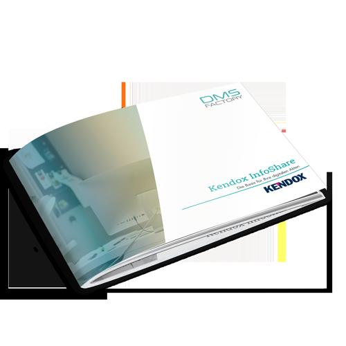 DMSFACTORY Flyer - Kendox InfoShare