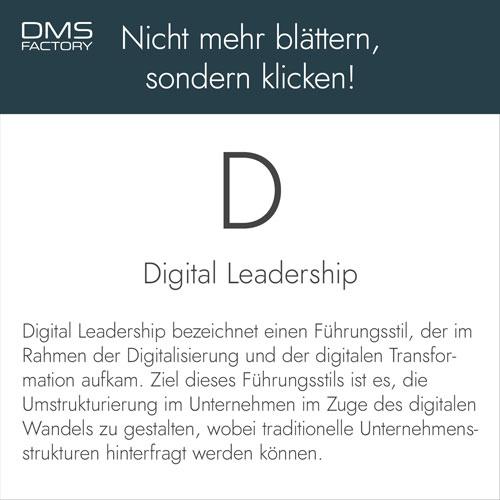 Glossar: Digital Leadership
