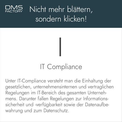 Glossar: IT Compliance