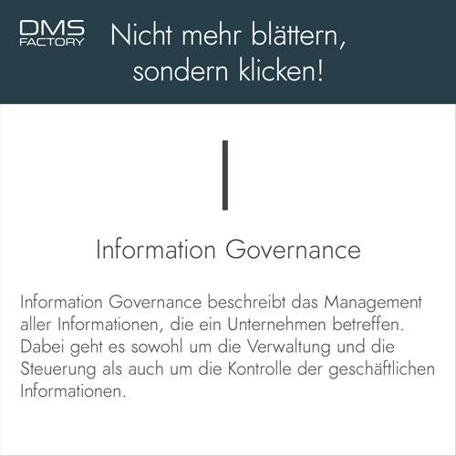 Glossar: Information Governance