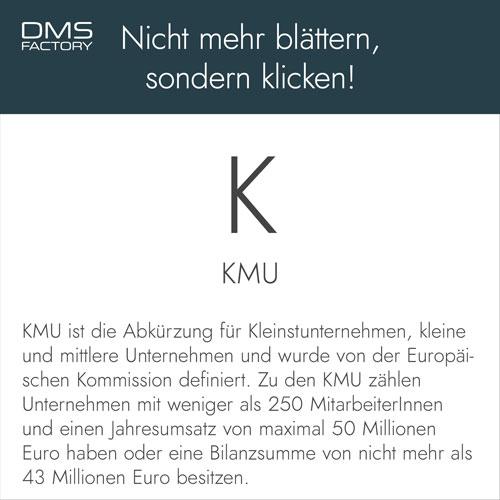 Glossar: KMU