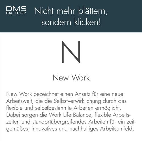 Glossar: New Work