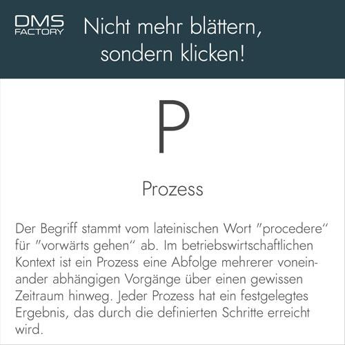Glossar: Prozess