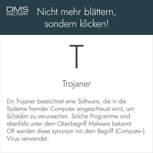 Glossar: Trojaner