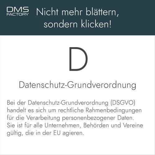 Glossar: DSGVO