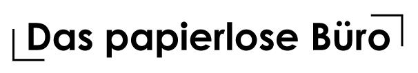 Logo - Das papierlose Büro
