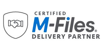 M-Files Certified Delivery Partner DMSFACTORY